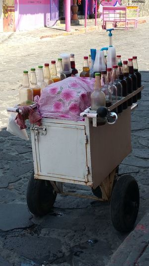 Up Close Street Photography Shaved Ice Sweet Food Street Vendor Mexico_maravilloso Colors Flavors Happiness