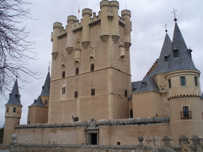 Architecture Building Exterior Built Structure Fort History Medieval No People Tower