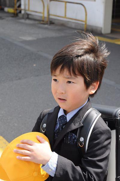 EyeEm Selects boys one person education school uniform portrait Japanese Portrait Boys School Uniform Education One Person EyeEm Selects