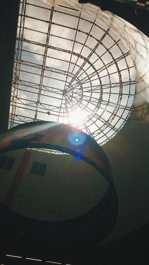 Sky Sao Paulo - Brazil Day Architecture Transparent Sun Brasil Skylight Sunlight Brazil SP BR