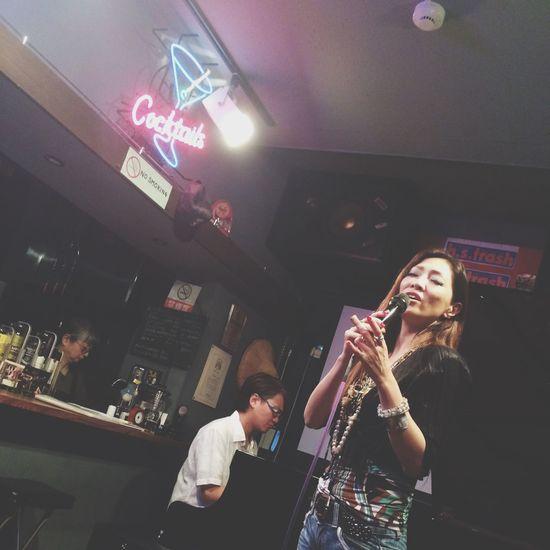 Respect Nightlife Alcohol Drink Bar - Drink Establishment Real People Love ♥ Jazz Music Jazz Sing Singasong