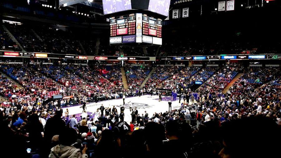 Sacramento Kings Vs Los Angeles Lakers Basketball Game Team Sacramento Kings Los Angeles Lakers Sacramento BEAT LA