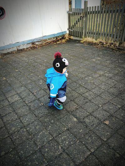 Kári labbar af róló. Childhood Child Outdoors Children Of Iceland Children Of Eyeem Cute