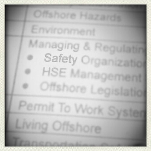 Safety Working Culture Visual Statements