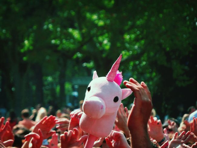 Juicy Beats Unicorn Festival Stand Out From The Crowd