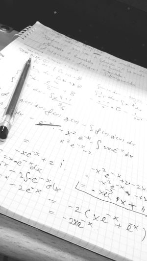 Calculus Engineering Math Indoors  Close-up Science First Eyeem Photo