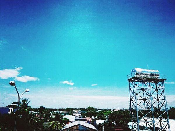Blue Sky My School~~