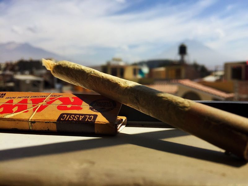 Wake And Bake Morning Raw Papers Raw Happiness Happy 43 Golden Moments