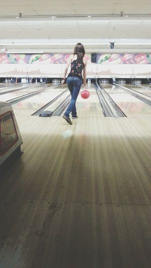 Bowling Awkward