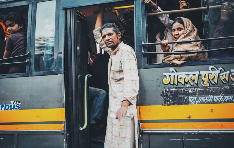 My Commute India Delhi Streetphotography Streetphoto_color The Street Photographer - 2016 EyeEm Awards