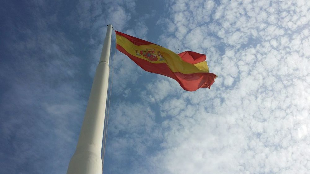 Ole' From Spain With Love Memories Of Spain Clouds And Sky Cartagena, Spain Travellingtime Summer2015