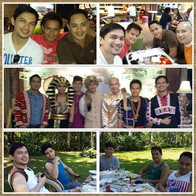 Fun, fun time in Bukidnon with the guys. :)