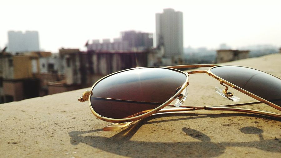 Building Sky Ray Ban Close-up City Sky Day Outdoors No People City Life First Eyeem Photo