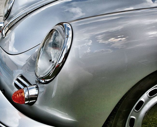 Car Transportation Land Vehicle Mode Of Transport Headlight Chrome Close-up Luxury No People Stationary Tire Outdoors Day Trophy Car Classic Car Vintage Cars Sportscar JGLowe