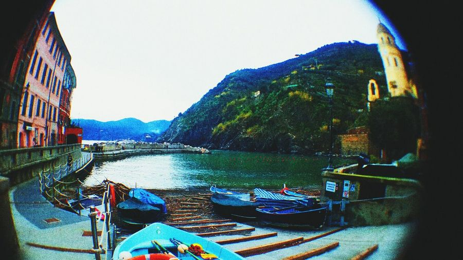 I fell in love at the seaside. Cinque Terre Italy Travel