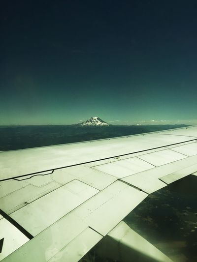 Vacation My View Flying High Mountain View Snow Capped Mountain Hello World Mountain AirPlane Ride View From Above