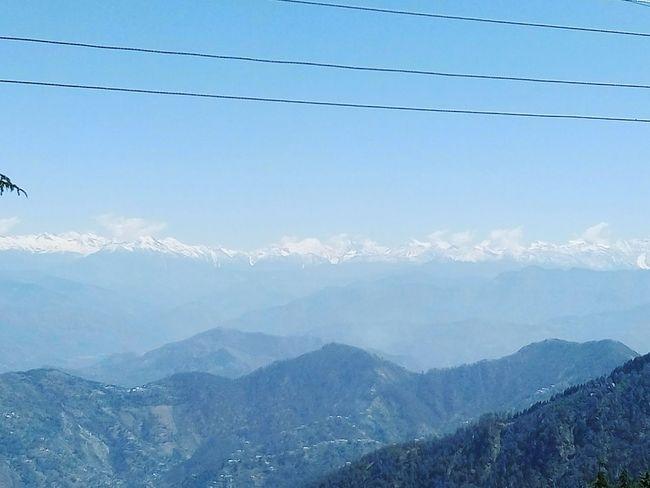 North India Birdeyeview Dalhousie_memories ❤❤