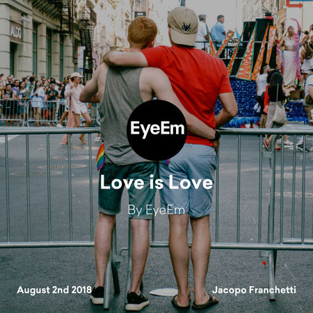 June marks the official Pride month for LGBTQ+ communities around the world. As part of our #NotYourCliche content series, we want your stories from Pride in our new Mission → https://www.eyeem.com/m/d580b837-b888-49ff-9633-c43de1891cd5