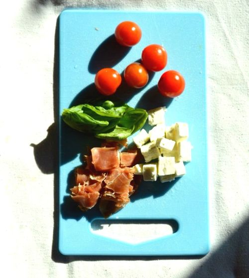 Meal Time Basilic Tomates Fromage Jambon Mealtime
