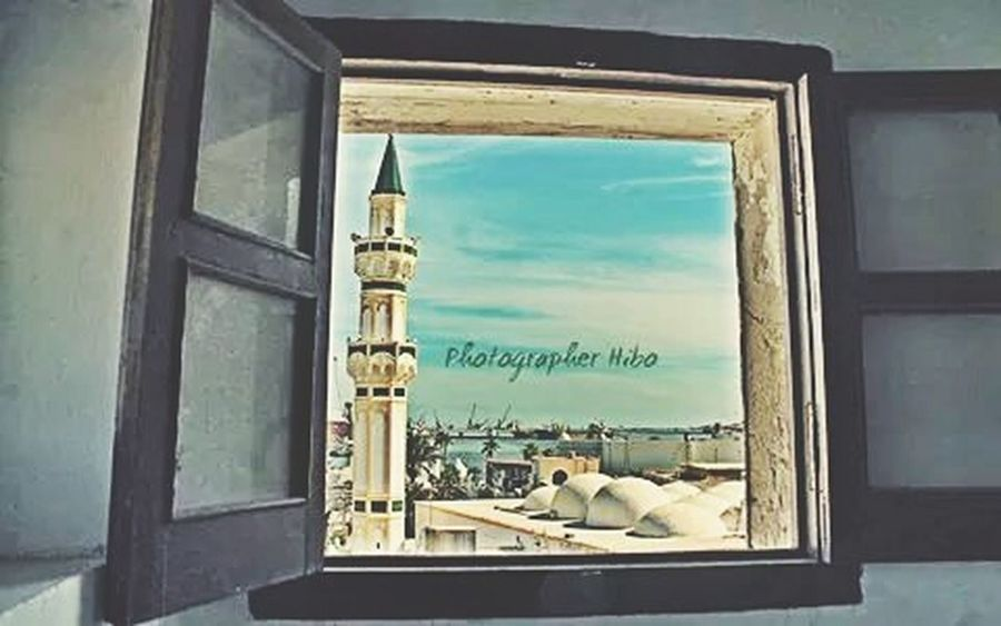 Mosque Photographerhibo Trabules The View From My Window Old Citt Old Mosque Photography Islam