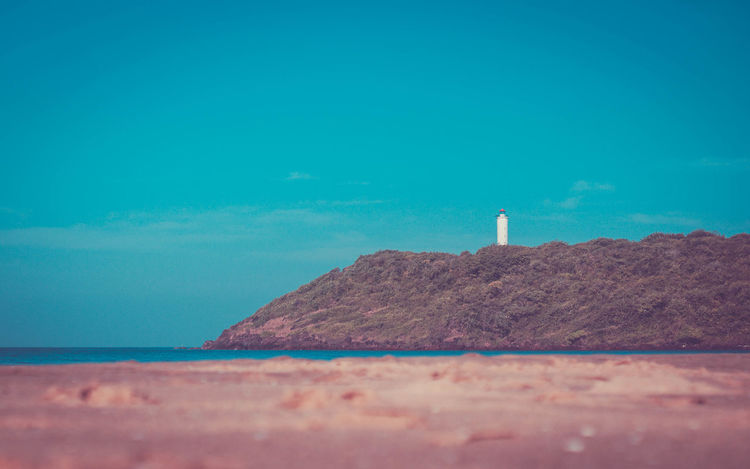 Lighthouse Landscape #sea #beach #sun #nature #water #TagsForLikesApp #TFLers #ocean #lake #instagood #photooftheday #beautiful #sky #clouds #cloudporn #fun #pretty #sand #reflection #amazing #beauty #beautiful #shore #waterfoam #seashore #waves #wave #llighthouse #sony #retro
