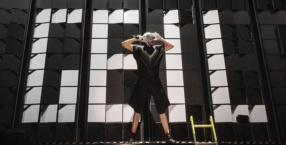 Deichkind Live Concert Geil Open Edit