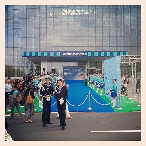 ГолубаяДорожка BlueCarpet  Фестиваль  МеридианыТихого Filmfestival PacificMeridian Владивосток Vladivostok