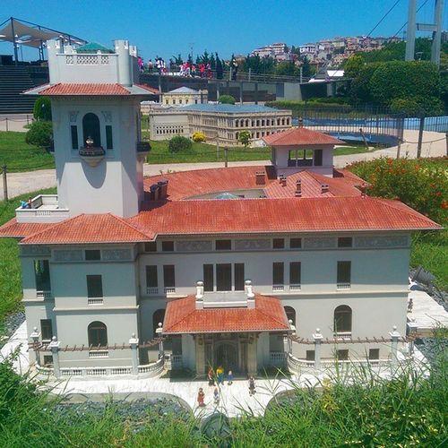 Hidivkasri Hidiv Khedivepalace Palace istanbul model maket architech mimari art miniature miniaturk kagithane travel museum