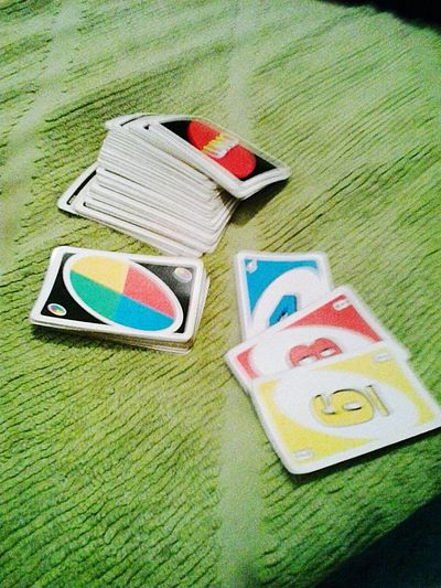 Hi! Relaxing Taking Photos Love ♥ One Unoriginal UNO Game