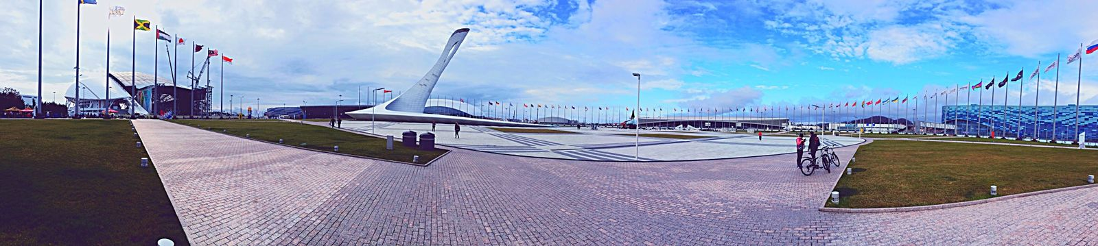 Sochi Panoramic Photography IPhoneography Iphoneonly Iphonephotography Iphone5s Iphonephoto