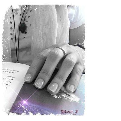 Les meves mans ... bon dia ☕