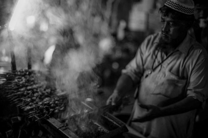 Kebabs Food Porn Streetphotography Smokes Delhi DelhiGram Delhidiaries Delhi, India Delhi Jama Masjid Streetfood Worldwide
