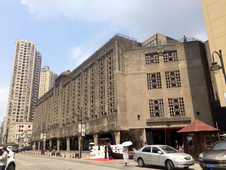 1930's Architecture Architecture Art Deco Architecture Shanghai Slaughterhouse First Eyeem Photo