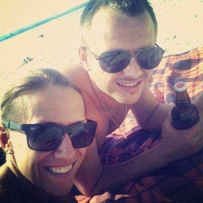 Это лето...прилилето....)))) пляж Хорошо махито друзья киев днепр солнышко отдых загораем отличныйдень пивко