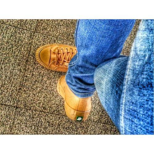 Pf flyers Pfflyers PF Daturn Hi canvas daturn jeans chambray like style