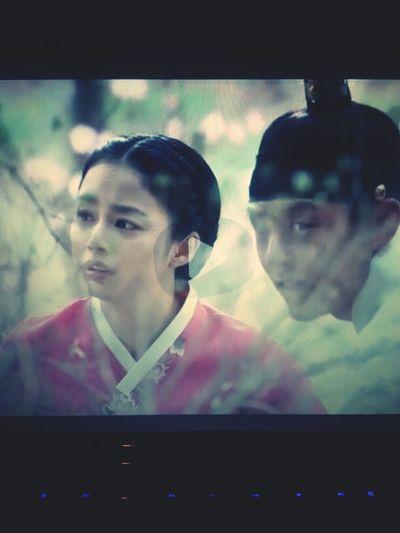 Jang Ok Jeong...drama time!