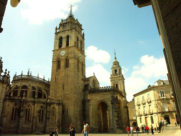 Lugo Galicia Architecture History Built Structure Travel Day