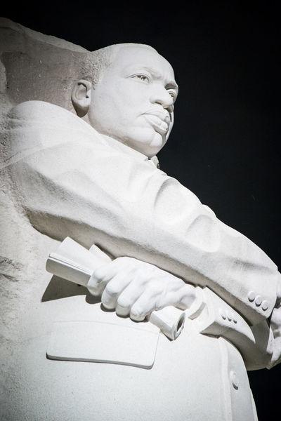 Black Background Dream Martin Luther King Memorial Washington, D. C. Equality Hand Human Representation Human Representations Night Sculpture Statue