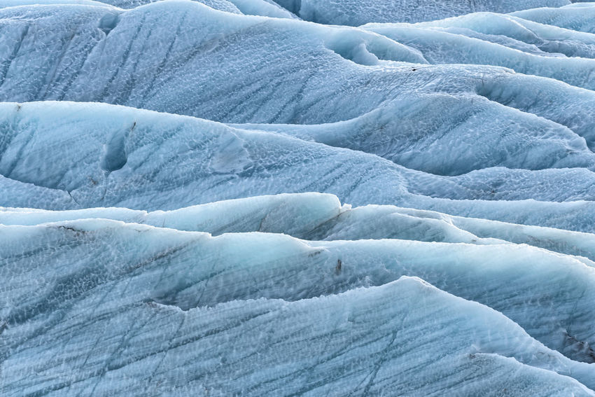 Beautiful blue ice patterns and crevasses in the Skaftafellsjokull glacier. Cracks Global Warming Ice Iceland Melting PermaFrost Pristine Pure Skaftafellsjökull Skaftfell National Park Winter Abstract Arctic Arctic Monkeys Beauty In Nature Blue Sky Climate Change Crevasses Glacier Nordic Patterns Polar Climate River Of Ice Snow Texture