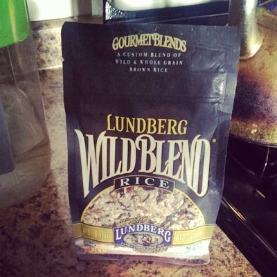 Wholegrain Nongmoproject Lundberg Wildblendrice glutenfree