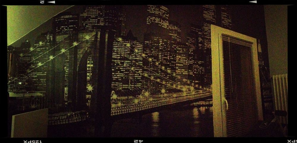 Panorama of my room :)