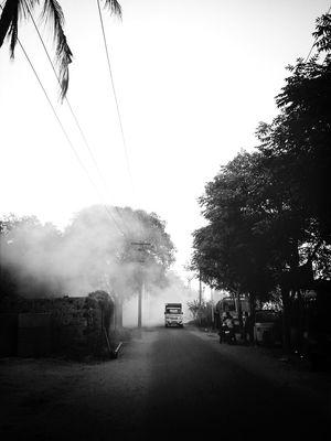 Through the Haze, I will travel Foggy Black & White Dramatic EyeEm Best Shots