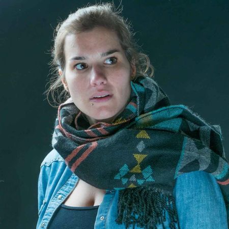 Work in progress Portrait Scarf Italian Girl Portrait Photography Looking At Camera Photography Women Close-up Beautiful Onset Working Woman Winter Setlife
