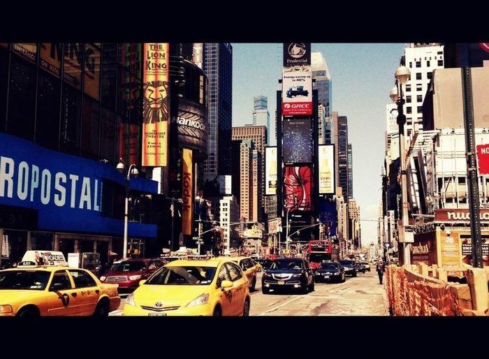 NYC Traveling USA