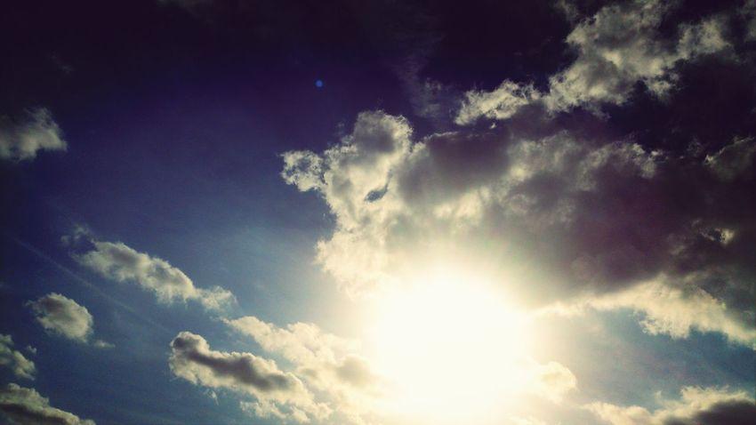 Sky And Clouds Sky Clouds Sunshine ☀