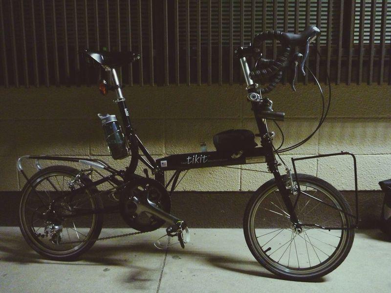 2009.4 Equipment Cycling Trip Folding Bike