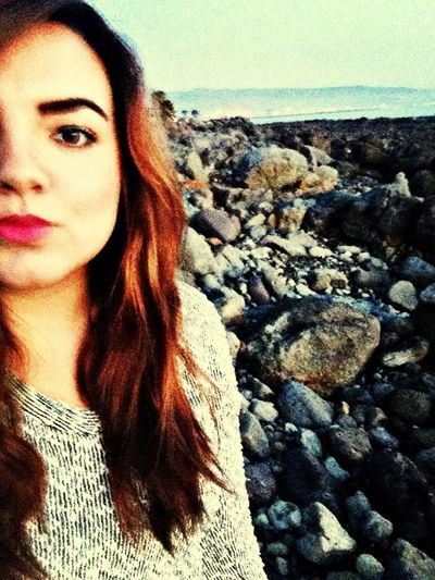 Missing home Selfie Beach Colors College