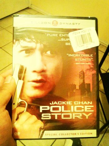 Had to buy it #jackie #chan #favorite #actor #kick #ass