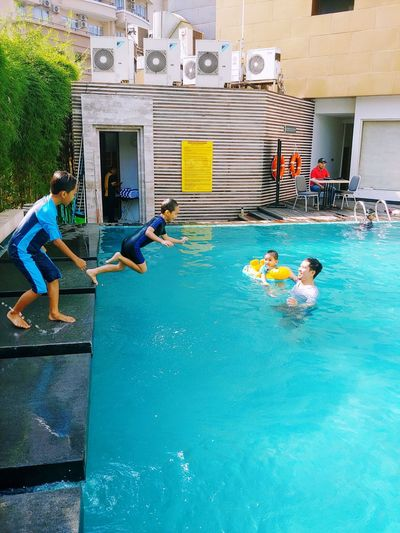 Pool Nature
