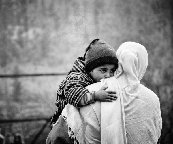 Motherly Love People Natgeo Revoshotsphotography Revo Nikon IAmRevo Potraits IExplore IExploreKashmir IPhotographKashmir Streetphotography Dailylife Children